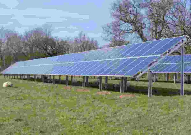 This Is Wiltshire: Solar developments have been a hot topic around Seend