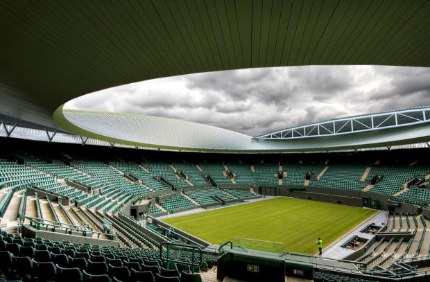 This Is Wiltshire: Tennis days get set for Wimbledon