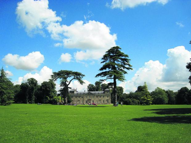 This Is Wiltshire: Lydiard Park