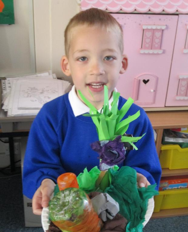 This Is Wiltshire: Schoolchildren learn the value of Easter