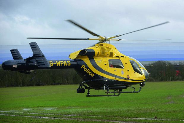 This Is Wiltshire: Air ambulance continues its search for a new base