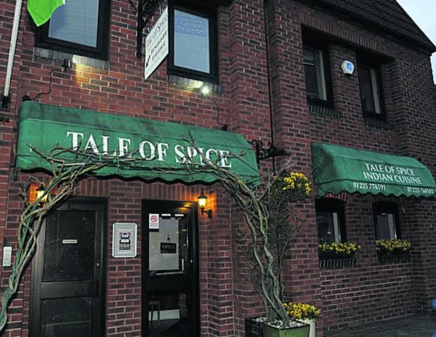 This Is Wiltshire: The Tale of Spice restaurant in Castle Street, Trowbridge
