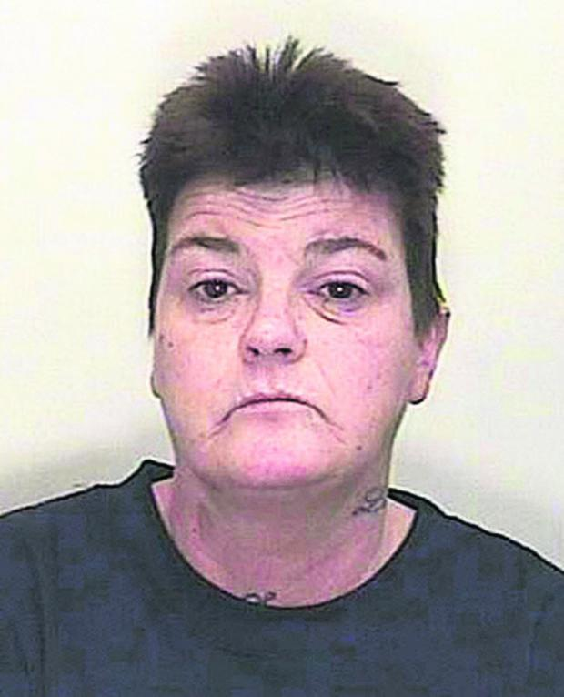 This Is Wiltshire: Louise Jane Cox, 46, knifed Ian Graham at his Trowbridge flat