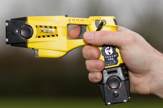 This Is Wiltshire: Tasered man says he's lost faith in the justice system
