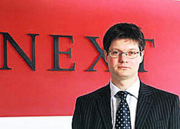 This Is Wiltshire: Simon Wolfson, chief executive of Next