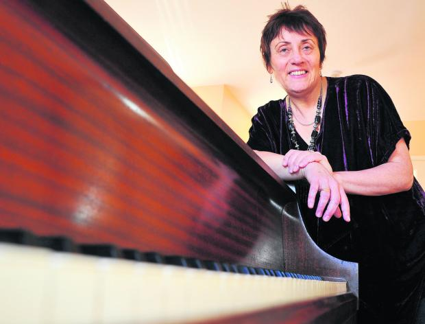 This Is Wiltshire: Singer and teacher Janice Thompson
