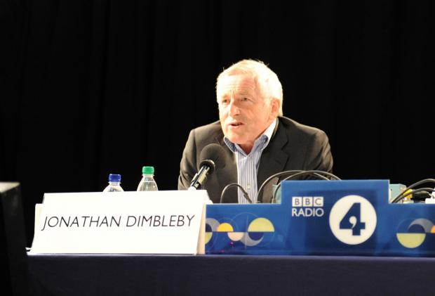This Is Wiltshire: Jonathan Dimbleby