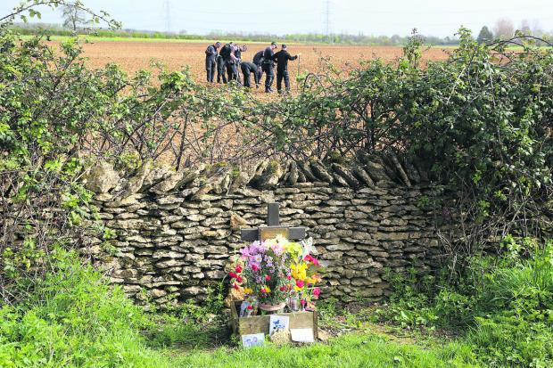 This Is Wiltshire: Remains found by police belongs to Becky Godden-Edwards