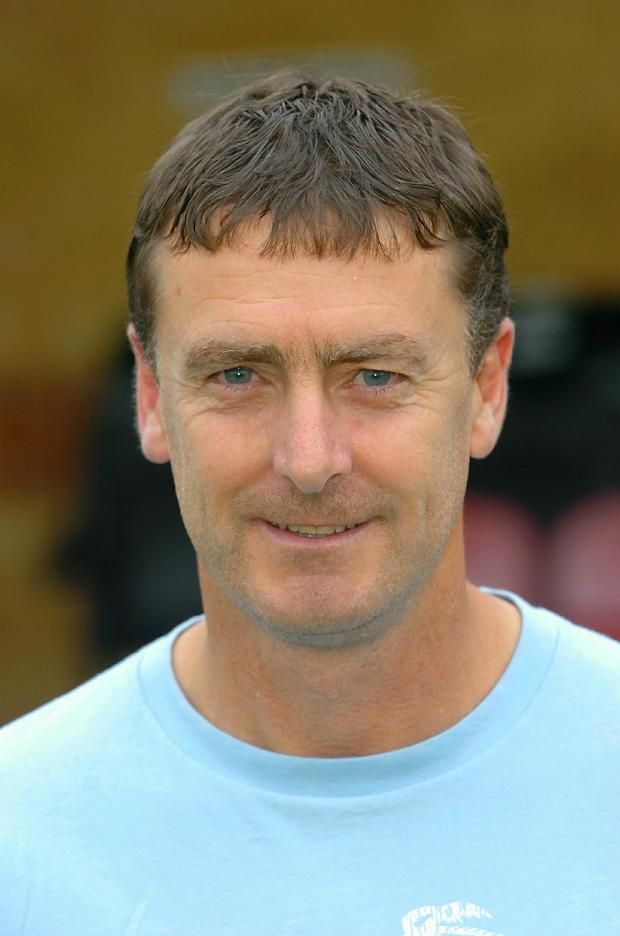 This Is Wiltshire: Cirencester boss Brian Hughes