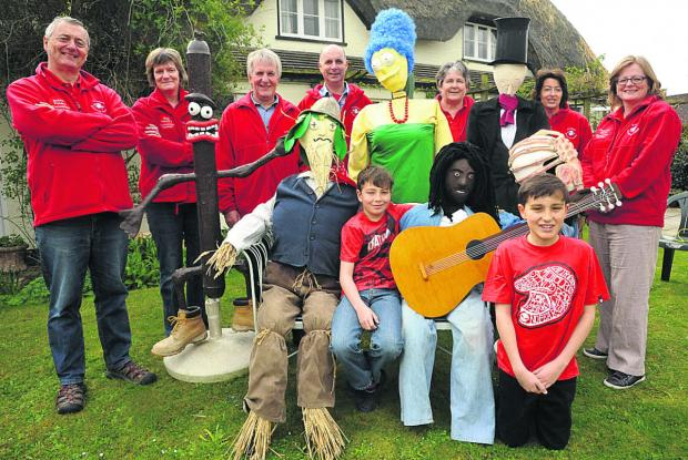 This Is Wiltshire: This year's theme still under wraps as village prepares for 17th festival