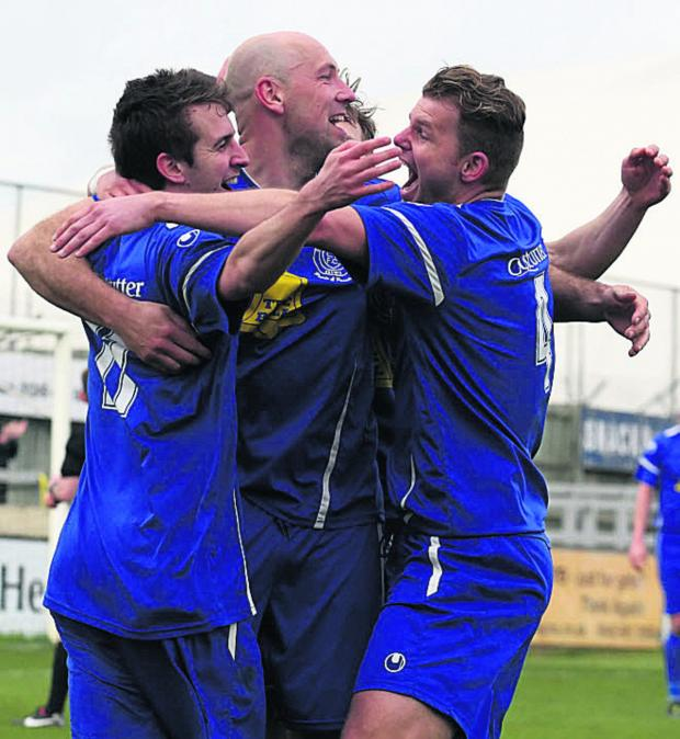 This Is Wiltshire: Chippenham Town could face Hayes & Yeading United next season