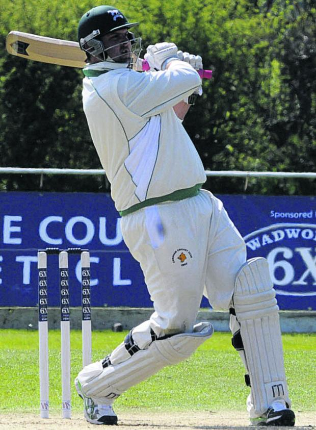 This Is Wiltshire: Wiltshire captain Mike Coles (batting) has returned to Corsham for the 2014 campaign