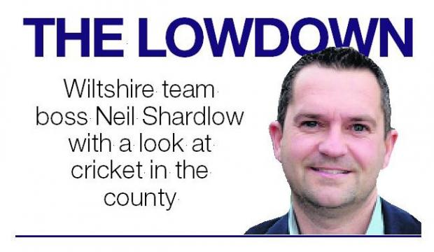 This Is Wiltshire: NEIL SHARDLOW: It's another 'first' in a super start