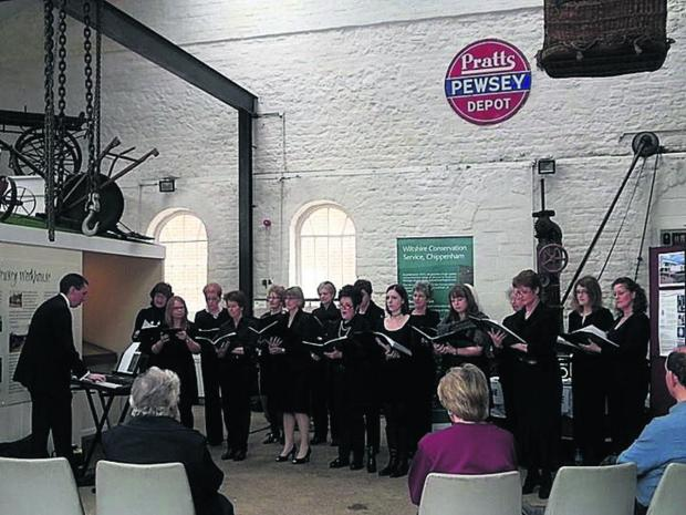 This Is Wiltshire: Pewsey Belles