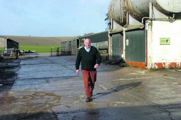 This Is Wiltshire: Robert Lawton of North Farm, Aldbourne