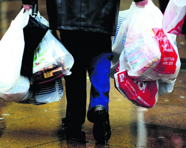 This Is Wiltshire: Shoppers may have to pay for plastic bags in future