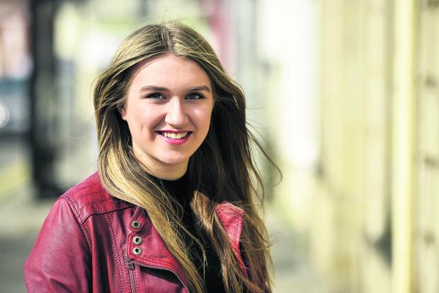 This Is Wiltshire: Ellie James, The Youth Parliament member for Swindon