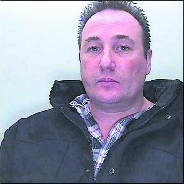 This Is Wiltshire: Christopher Baines, who has gone on trial in America on charges of fraud and intimidation