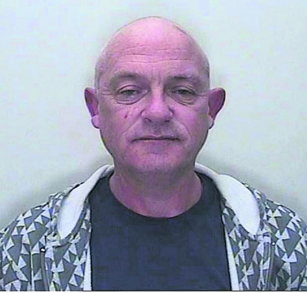 This Is Wiltshire: Mark Eatwell has been jailed for four years for assault and false imprisonment