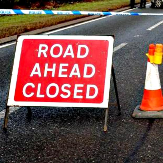 This Is Wiltshire: A419 section closed until Tuesday