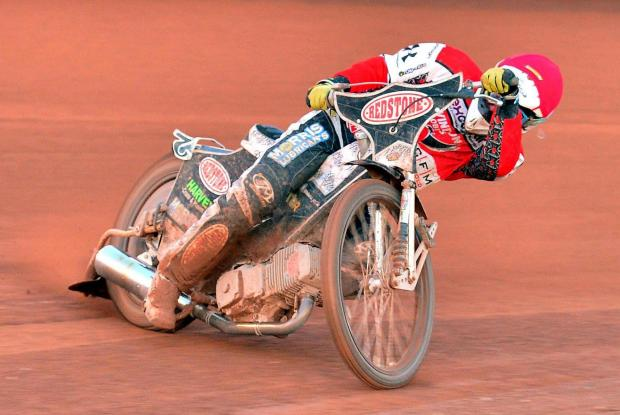 This Is Wiltshire: Swindon Robins' Aussie rider Dakota North feels as though he's getting back towards something close to his best form as the race for the Elite League play-offs hots up