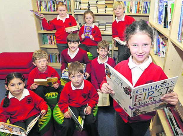 This Is Wiltshire: Westwood with Iford Primary School is appealing for children's books to complete the sto