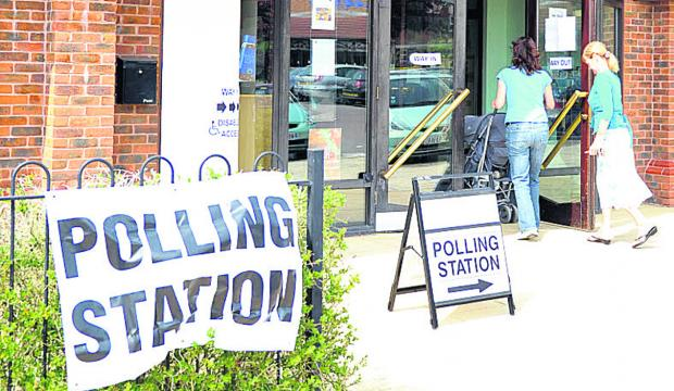 This Is Wiltshire: Swindon goes to the polls on May 22