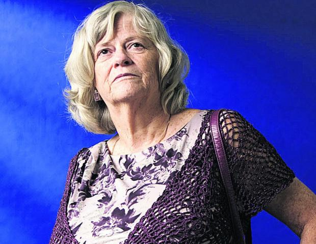 This Is Wiltshire: Ann Widdecombe headlines tom