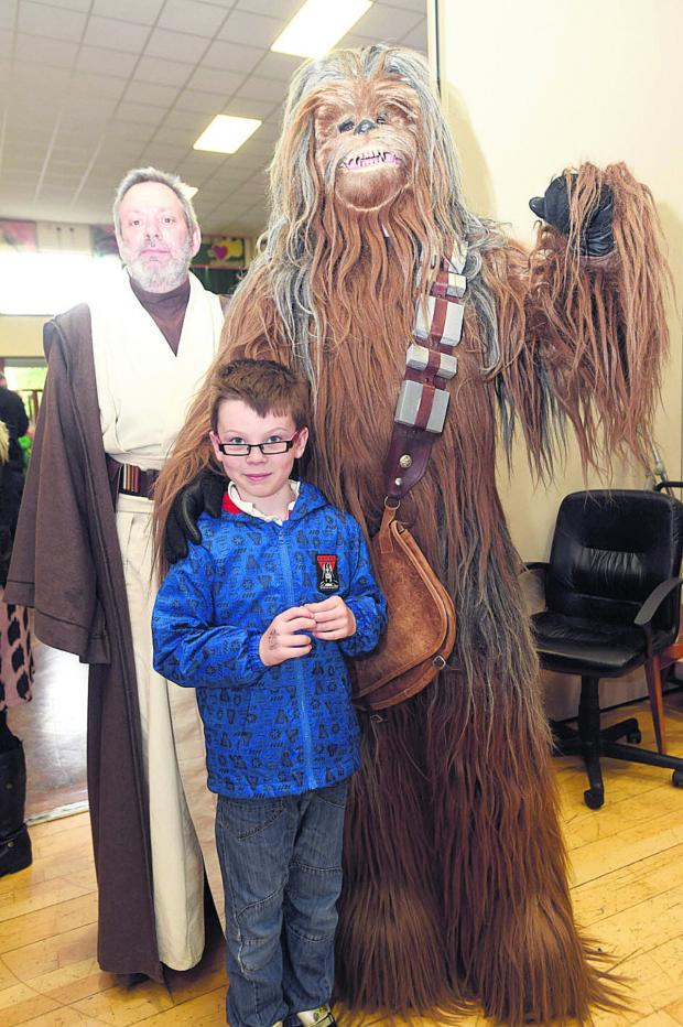 This Is Wiltshire: Return of the Jedi at Corsham Sci-fi Fun Day