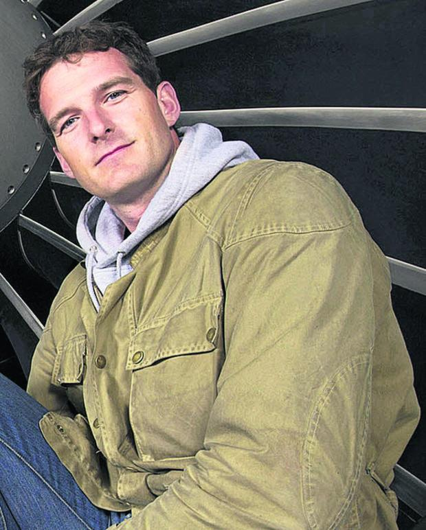 This Is Wiltshire: Dan Snow