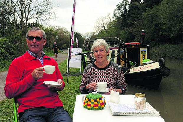 This Is Wiltshire: Alfie and Jan Windsor