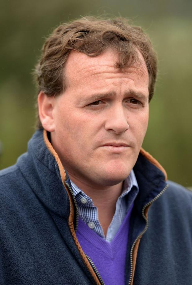 This Is Wiltshire: Collingbourne Ducis trainer Richard Hannon