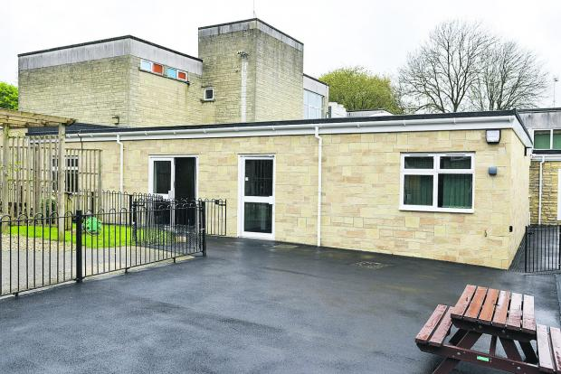 This Is Wiltshire: The new extension to Holy Rood School