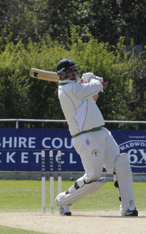 This Is Wiltshire: Wiltshire captain Mike Coles