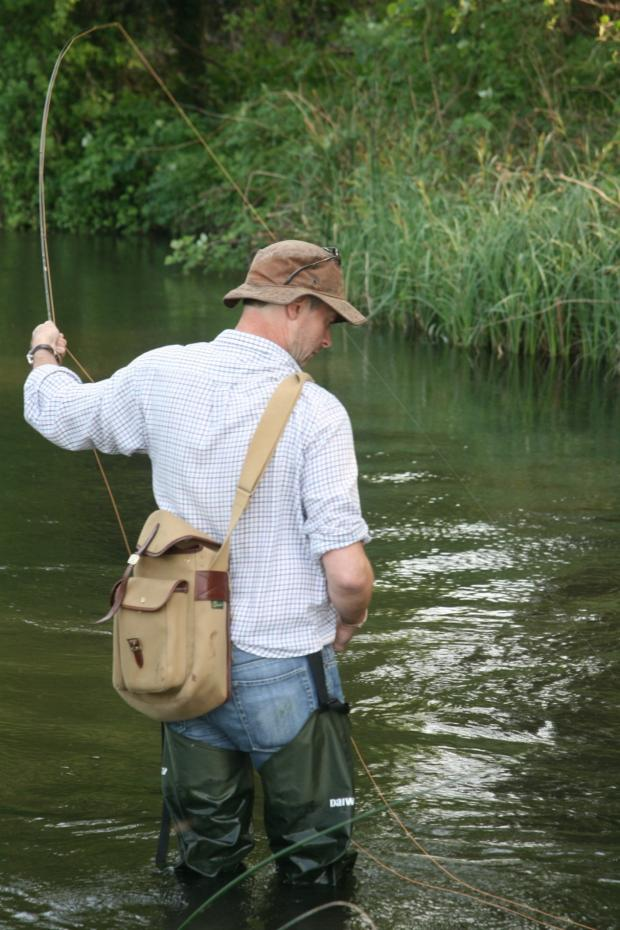 This Is Wiltshire: Go fish with Cotswold tuition