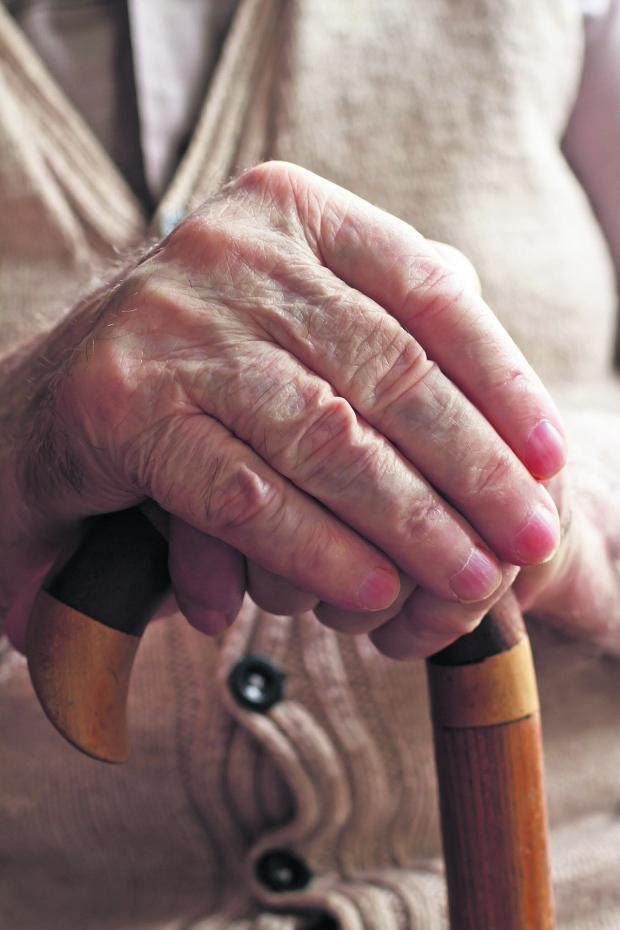 This Is Wiltshire: Falls by the elderly put a big strain on health and  social services