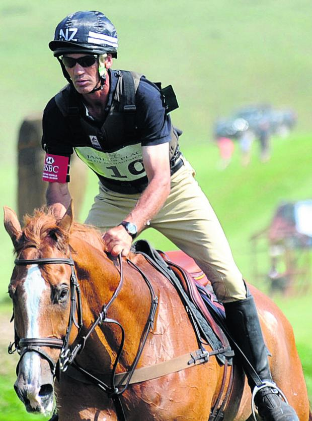 This Is Wiltshire: BARBURY HORSE TRIALS: Andrew's in for the win