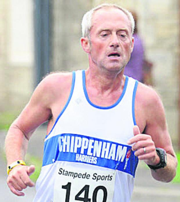 This Is Wiltshire: Race league leader Gary Dunstone