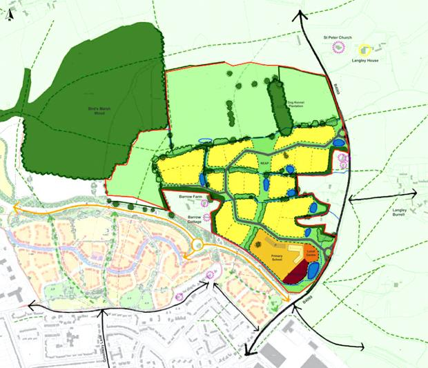 This Is Wiltshire: Chippenham residents join forces against homes plan