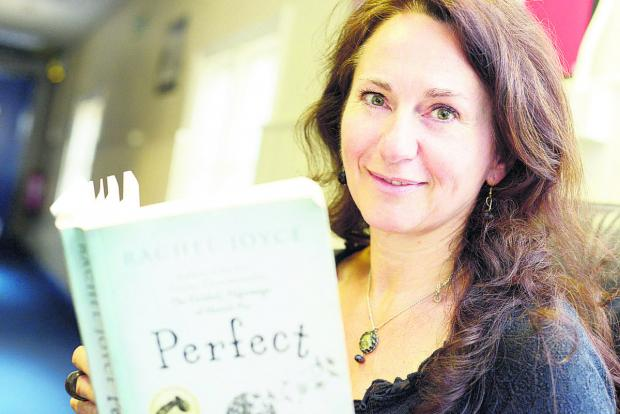 This Is Wiltshire: Author Rachel Joyce