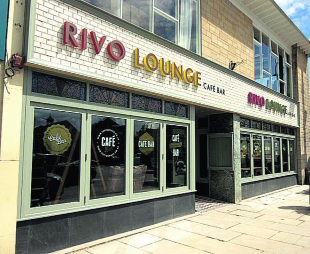This Is Wiltshire: Rivo Lounge is due to open tomorrow       (PM1139) Picture by Paul Morris