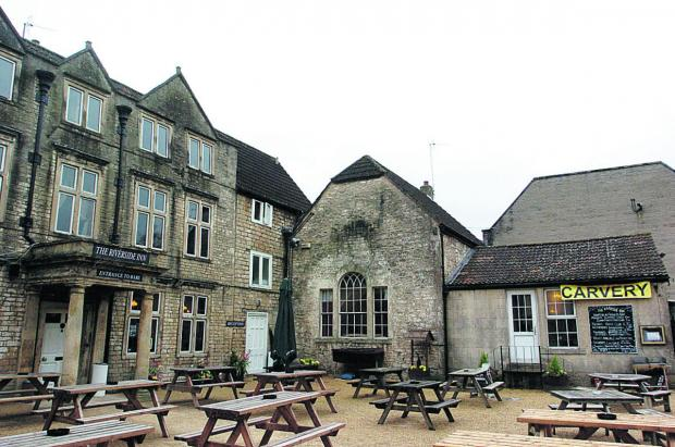 This Is Wiltshire: Bradfprd Riverside Inn set for grand £1.5m refurb