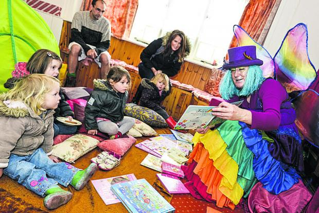This Is Wiltshire: Tales with The Rainbow Faerie