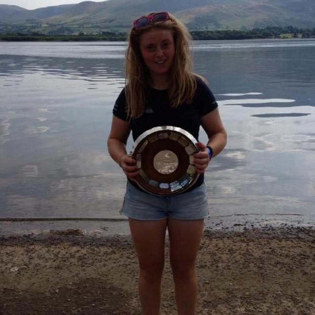 This Is Wiltshire: Hanna Brant is heading to the Youth Olympics in China
