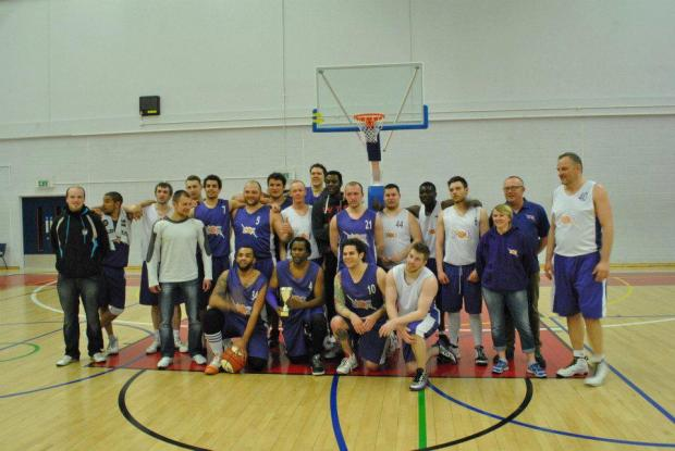 This Is Wiltshire: Swindon Shock Basketball Club
