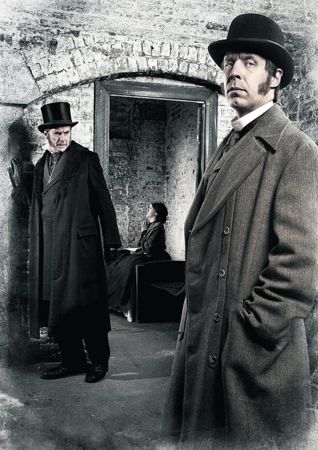 This Is Wiltshire: Paddy Considine as the ITV drama's Mr Whicher