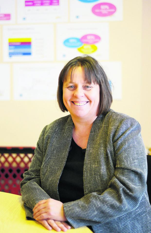 This Is Wiltshire: GWH chief executive Nerissa Vaughan