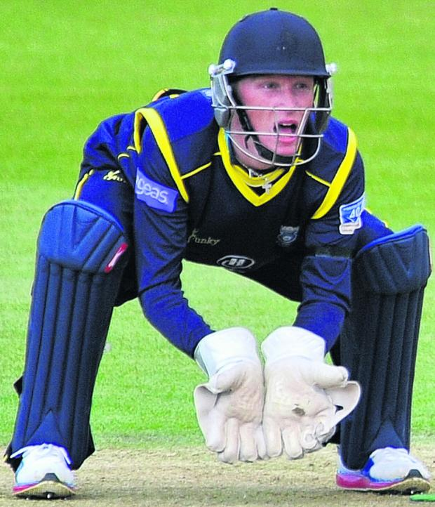 This Is Wiltshire: Hampshire's Tom Alsop