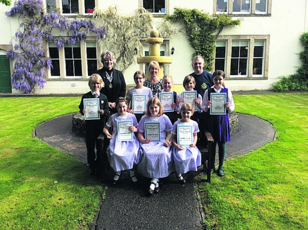 This Is Wiltshire: Beckington language explorers discover they're winners