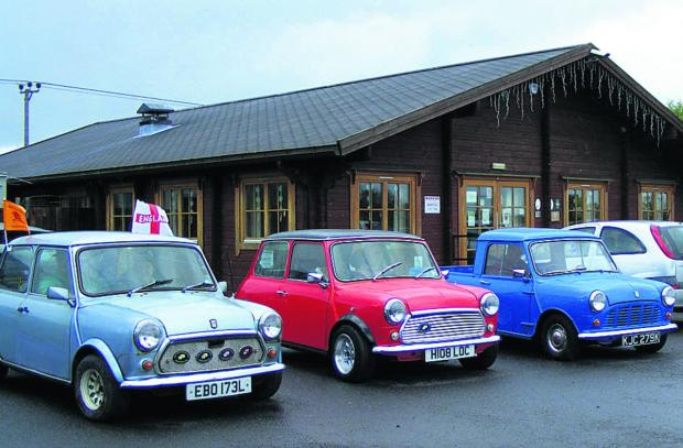 This Is Wiltshire: Minis at the Hope Nature Centre